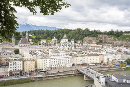 view of salzburg austria