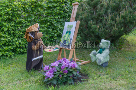 martin bears from sonnenberg in the
