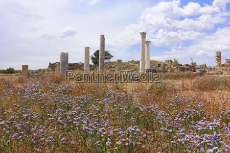 salamis in northern cyprus