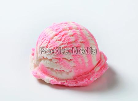 frozen fruit yogurt ice cream