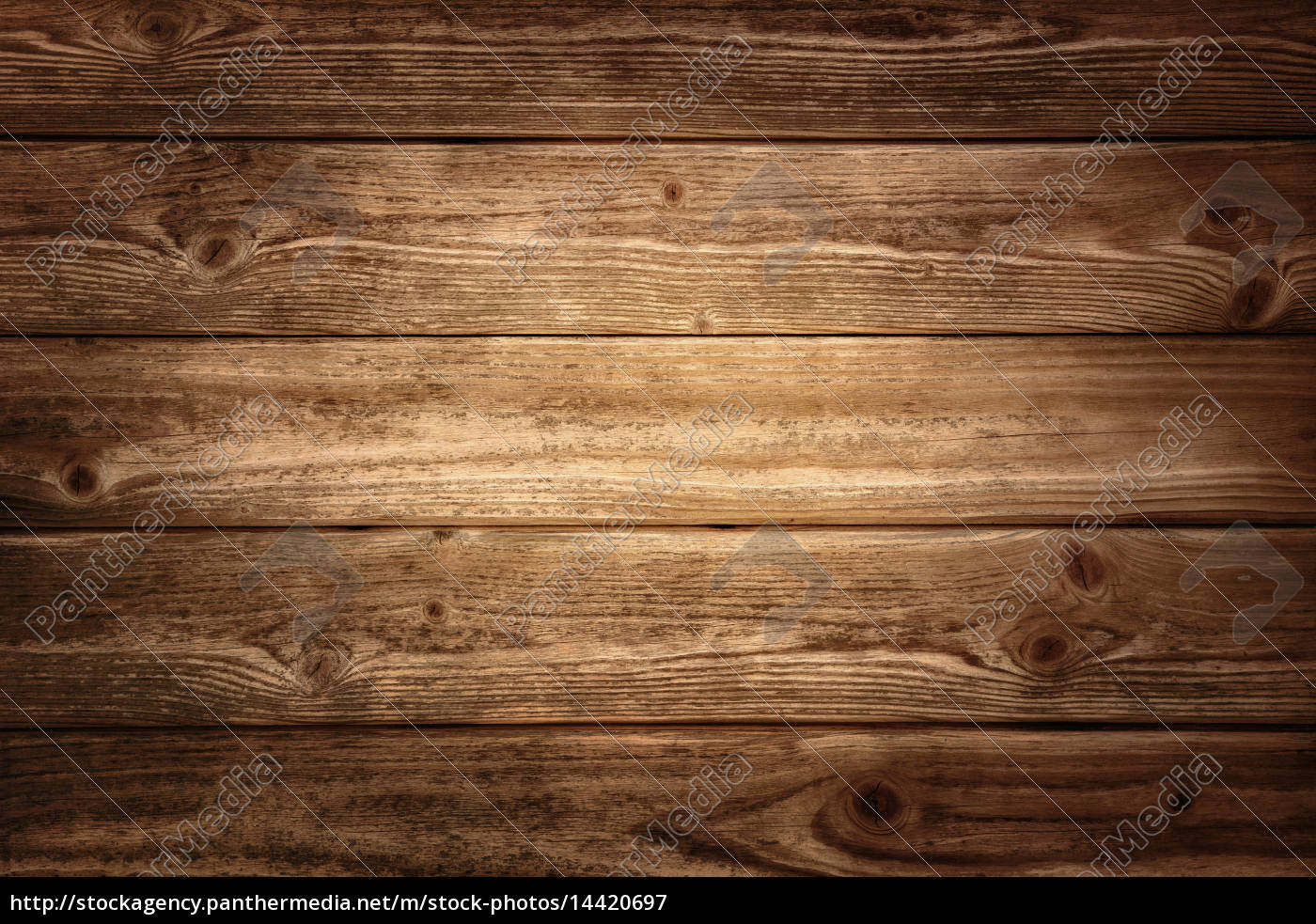 Rustic Wood Planks Background Royalty Free Image