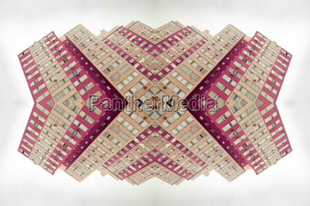 abstrac background pattern of