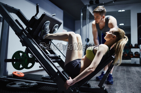 exercise for strong legs