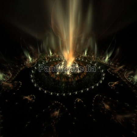 magic fire circle