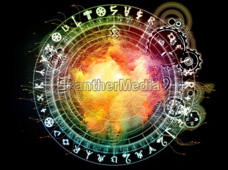paradigm of sacred geometry