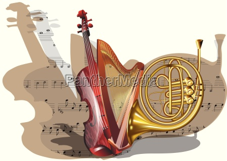 instruments of orchestra
