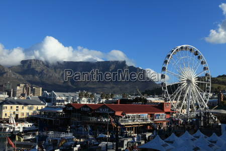 the ferris wheel of cape town