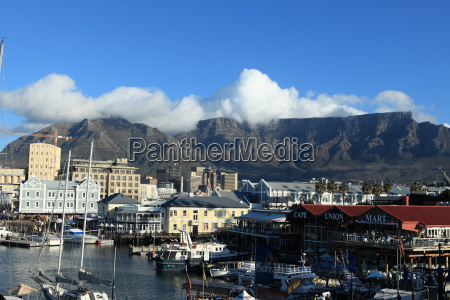cape town in south africa with