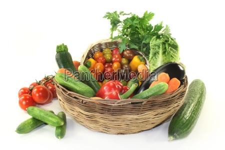 vegetables mix