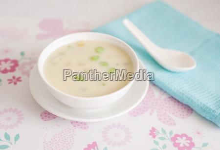 dessert wite coconut milk