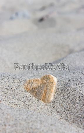 stone, in, heart, shape, in, the - 14528645