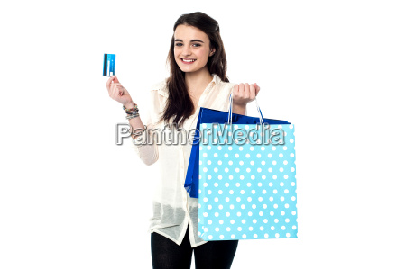credit card shopping made easy