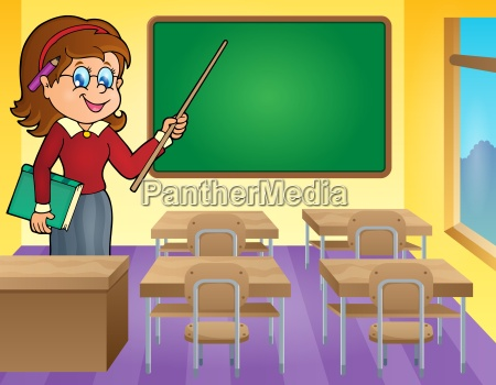 woman teacher theme image 3
