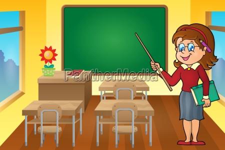 woman teacher theme image 6