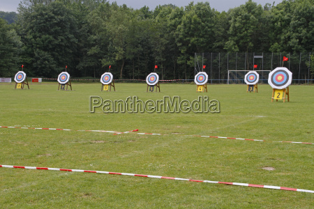 competition in archery