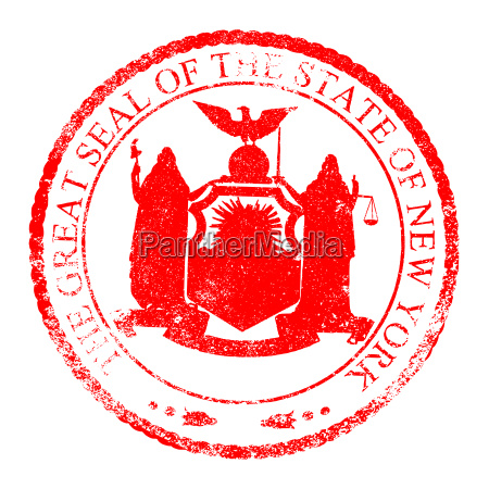 new york seal stamp