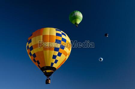 balloon sail 2014 in kiel