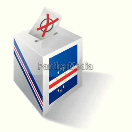 selection box cape verde