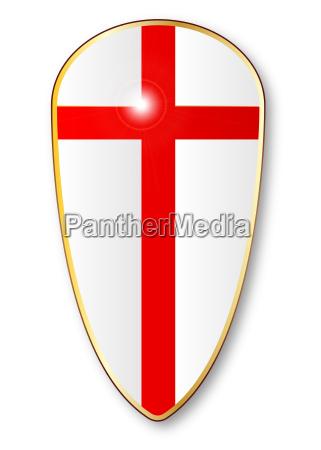 crusaders shield