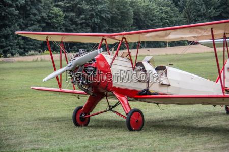 starting small aircraft