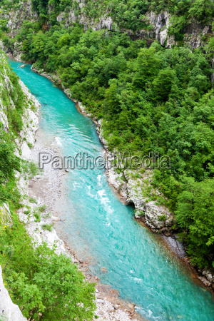 tara river canyon montenegro tara river