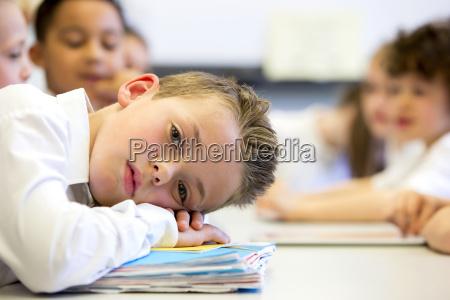 struggling at school
