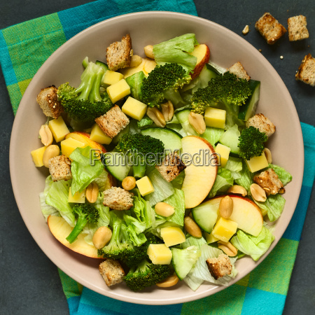 fresh vegetarian salad