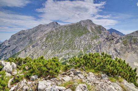 mountains summit summer summerly climax peak