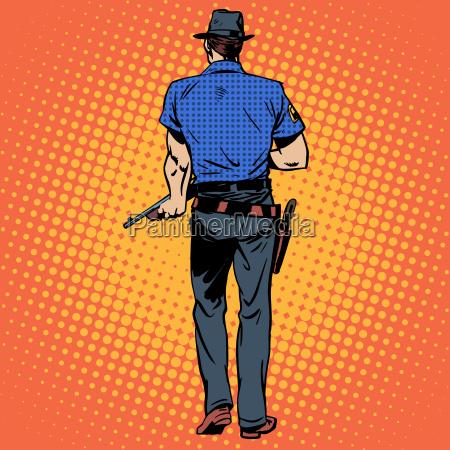 man gun gangster sheriff cowboy crime