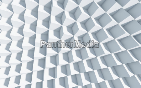 3d monochrome background with cubes