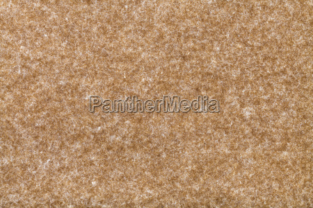 background from brown fleece felt fabric