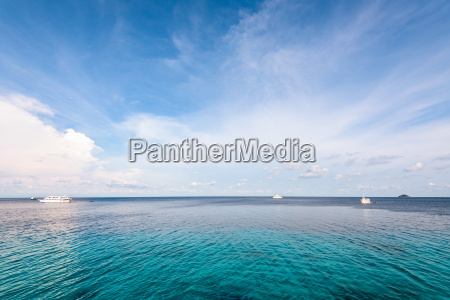 background sky and clouds in the