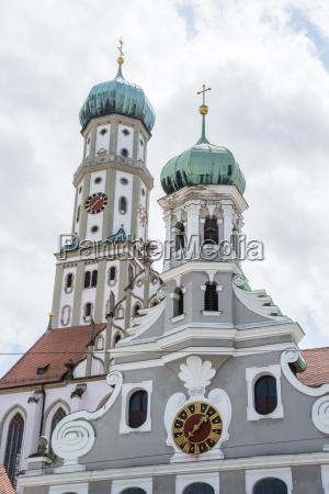 basilika st ulrich in augsburg
