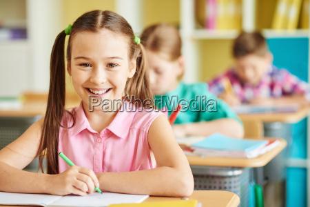 pretty schoolgirl
