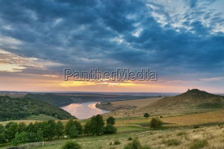 september on the river dniester
