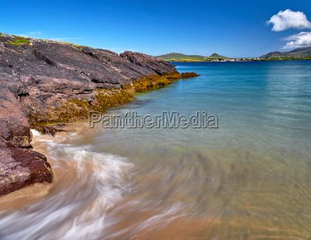 coastline in dingle ireland