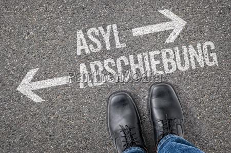 decision at the crossroads asylum