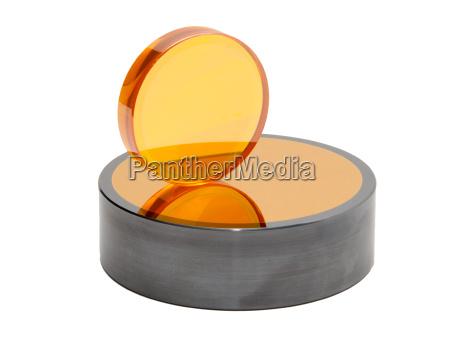 orange linse med vippes spejl behov