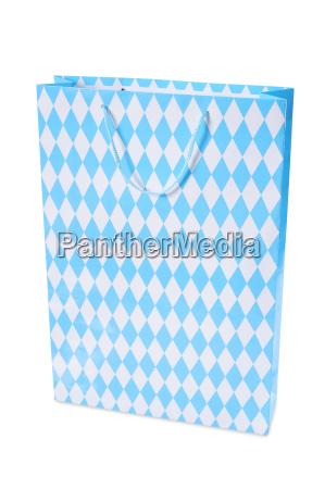 bavarian shopping bag