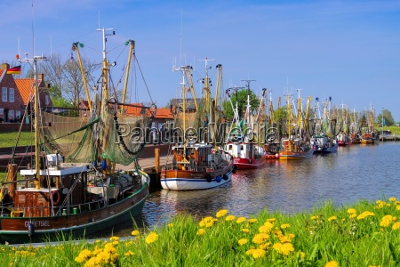 greetsiel harbor greetsiel harbor 01