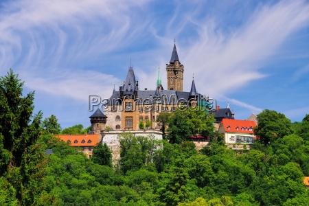 wernigerode wernigerode castle 02