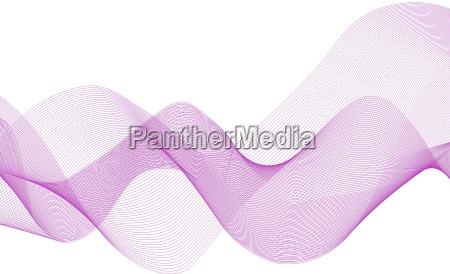 background with lines waves shape