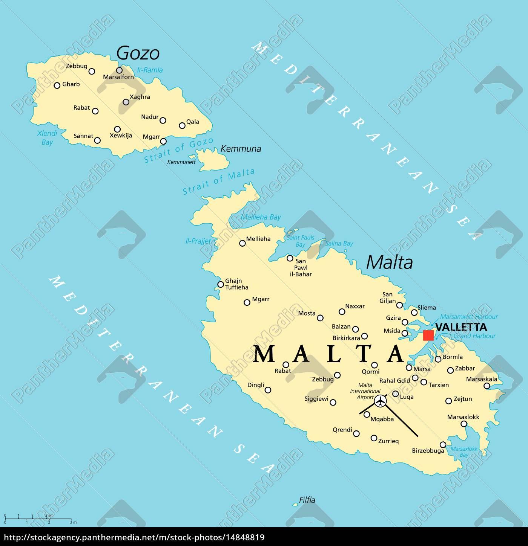 Parti Populiste Malta Mapa