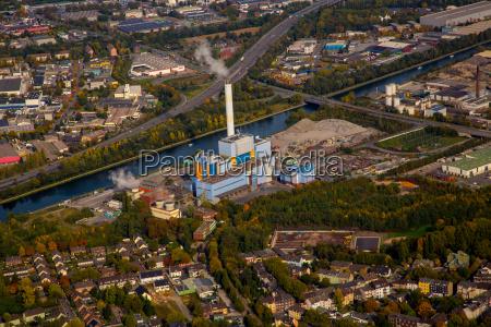 incinerator oberhausen waste management industry