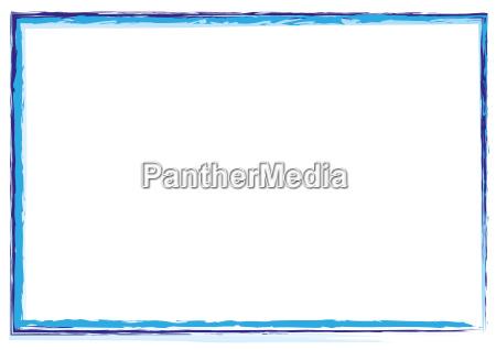 colorful frame painted transverse bar
