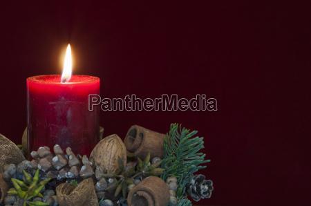 background christmas decoration
