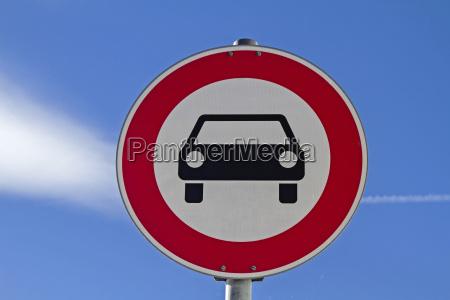 driving ban