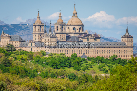 the royal seat of san lorenzo