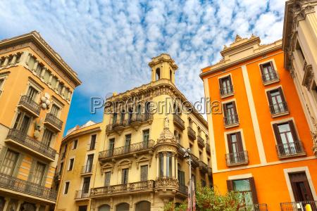 placita de la boqueria in barcelona