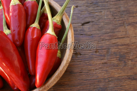 detailed view of chillies in no